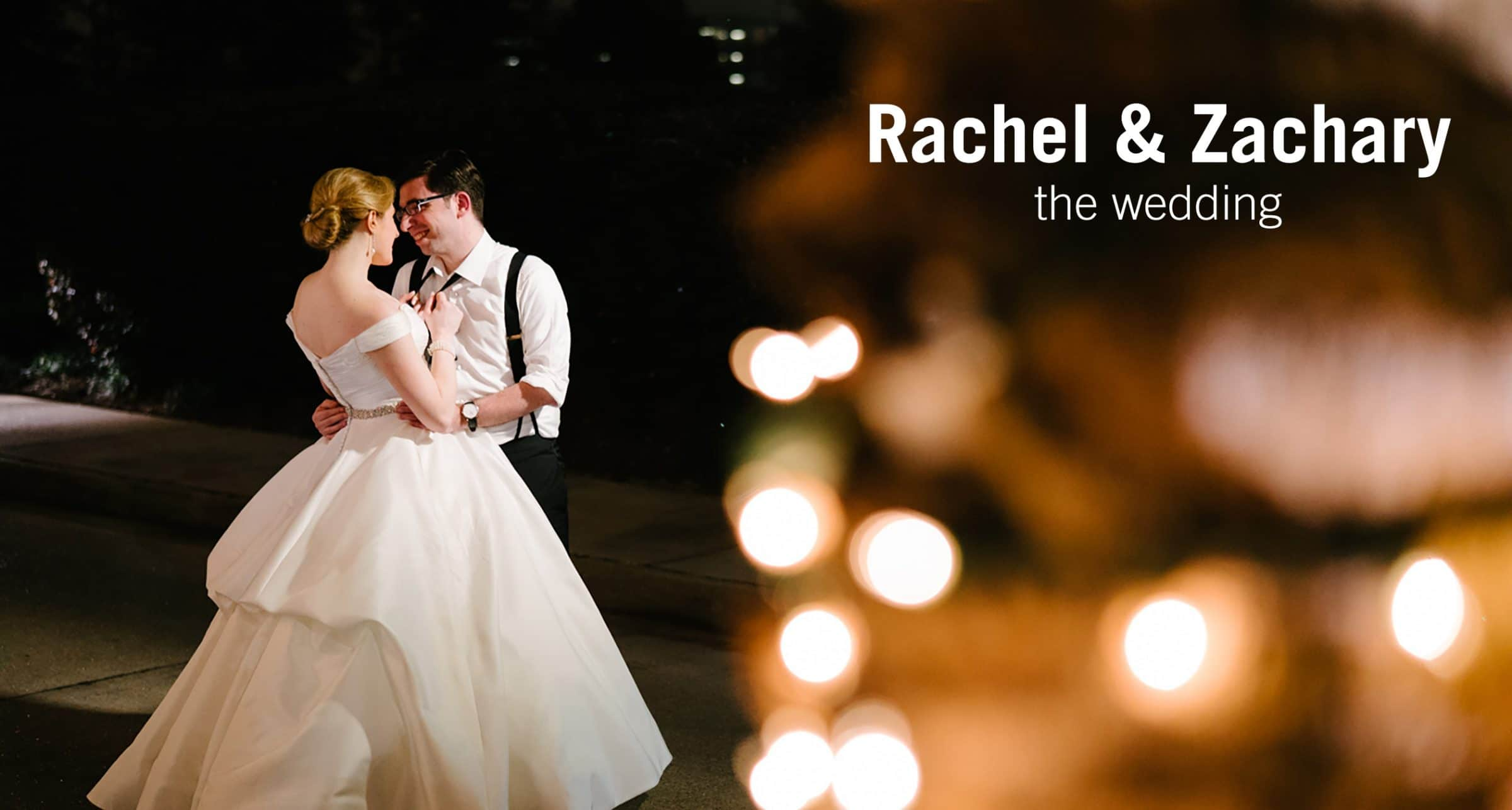 rachel and zack