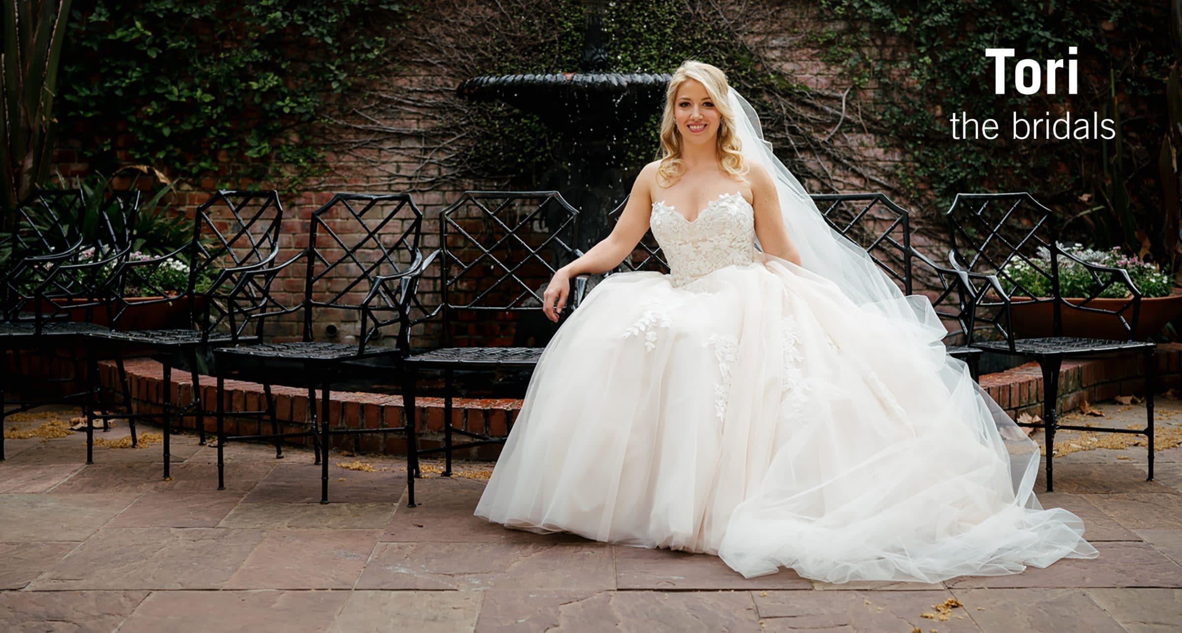 toris bridals