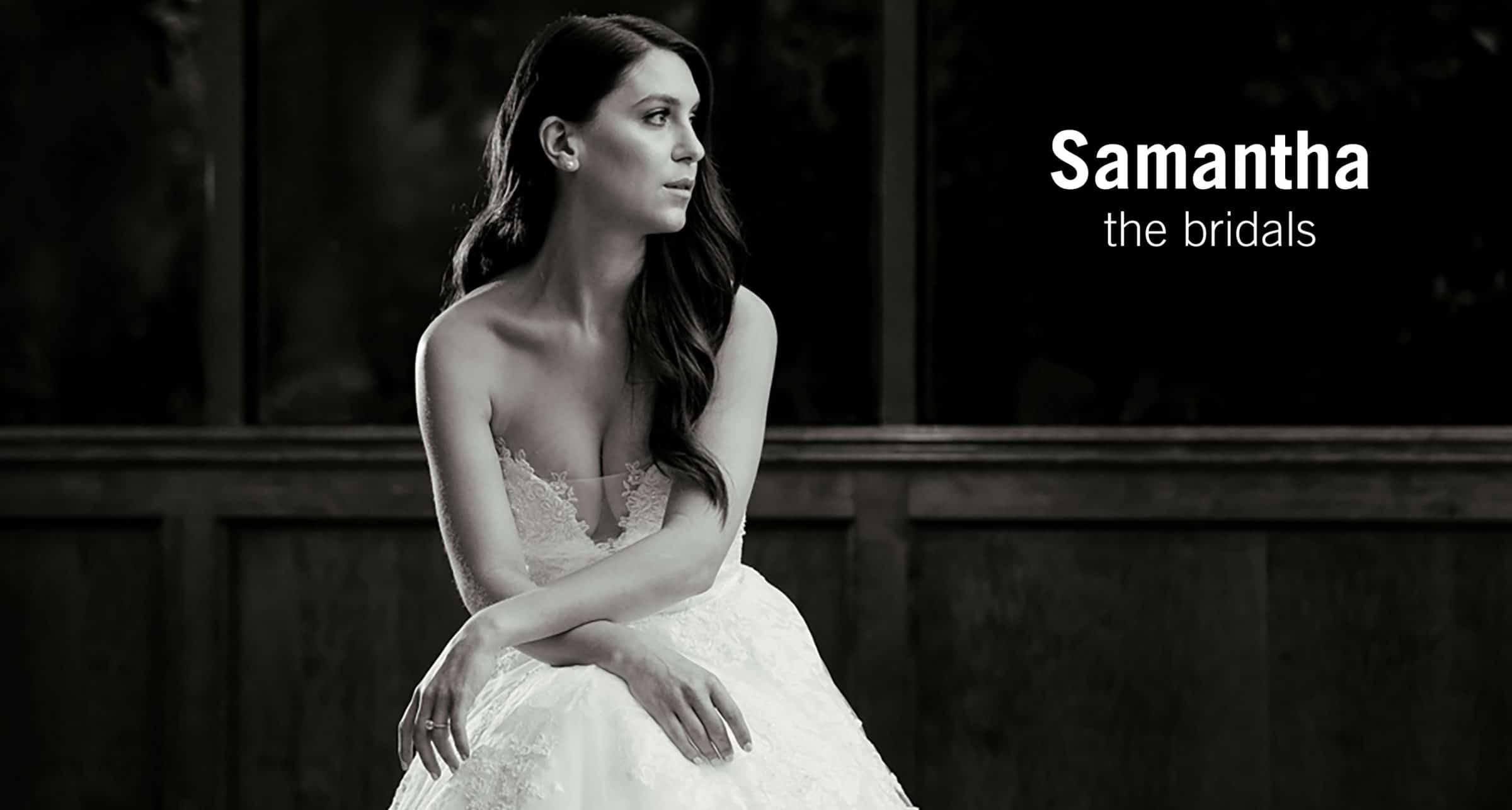 Samantha bridals