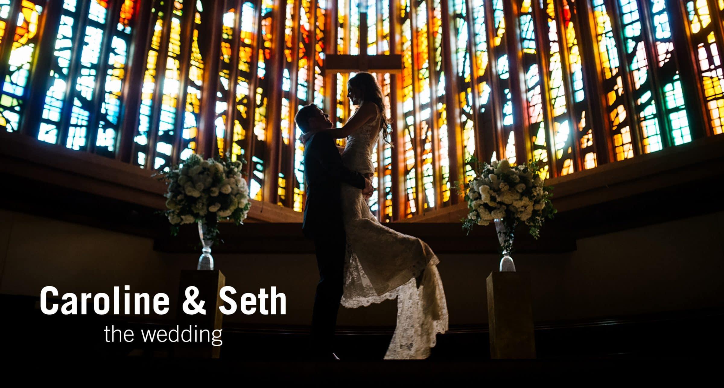 Caroline and Seth