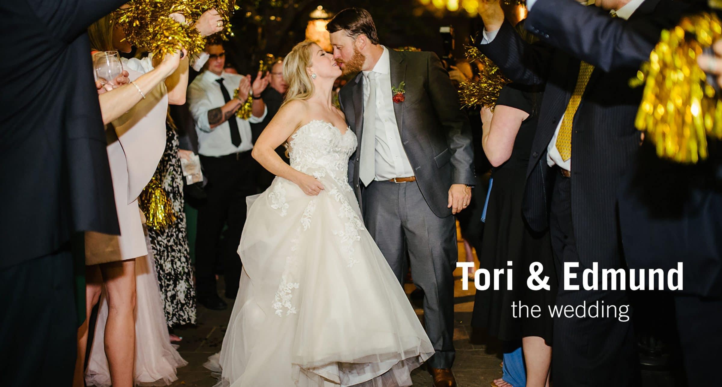 Tori and Edmund